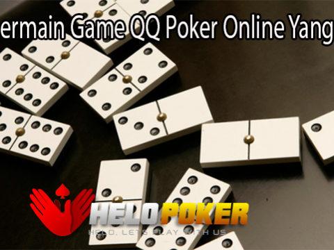 Cara Main QQ Poker